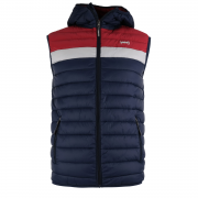 INSULATOR VH NAVY/RED/GR S
