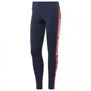 LINEAR LOGO POLY TIGHT XS