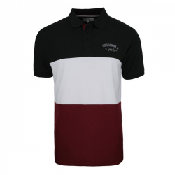 POLO COLLEGE DARK RED S