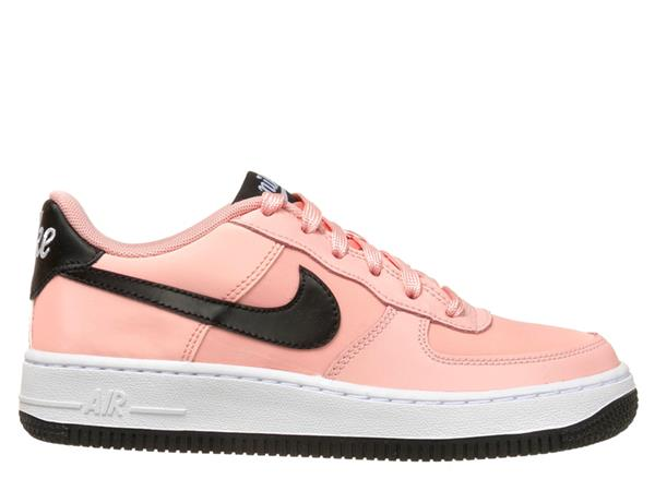 nike air force 1 vday pink